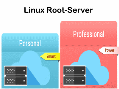 Root-Server Linux